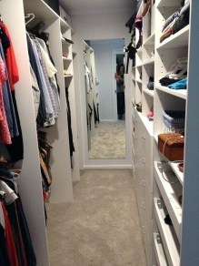 Impressive Walk In Closet Organization Ideas01