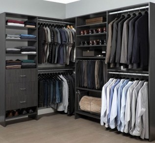 Impressive Walk In Closet Organization Ideas04