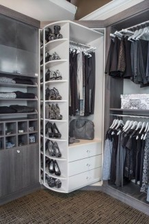 Impressive Walk In Closet Organization Ideas10