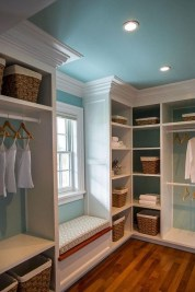 Impressive Walk In Closet Organization Ideas35