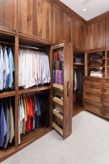 Impressive Walk In Closet Organization Ideas40