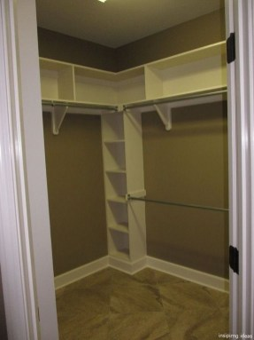 Impressive Walk In Closet Organization Ideas44