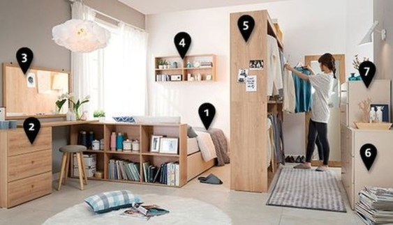 Incredible Apartment Decor Ideas On A Budget11