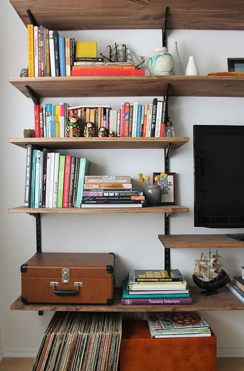 Inexpensive Diy Pipe Shelves Ideas On A Budget07