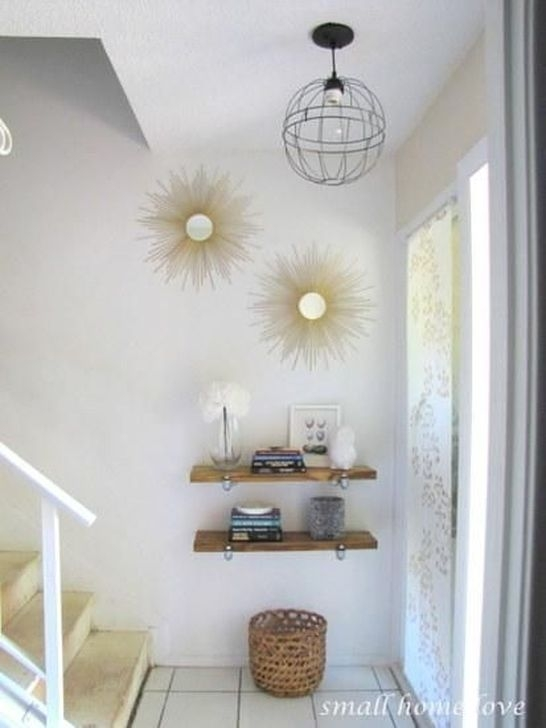 Inexpensive Diy Pipe Shelves Ideas On A Budget17