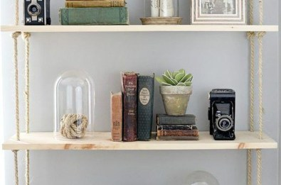 Inexpensive Diy Pipe Shelves Ideas On A Budget28