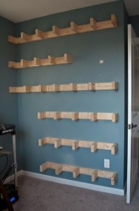 Inexpensive Diy Pipe Shelves Ideas On A Budget31