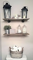 Inexpensive Diy Pipe Shelves Ideas On A Budget40