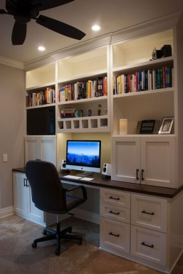 Unique Diy Home Office Decor Ideas15