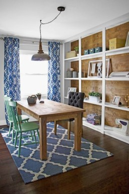 Unique Diy Home Office Decor Ideas17
