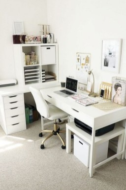 Unique Diy Home Office Decor Ideas18