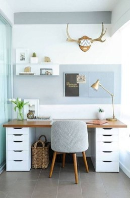 Unique Diy Home Office Decor Ideas24