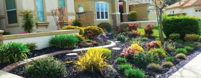 Wonderful Grass Landscaping Ideas For Home Yard35