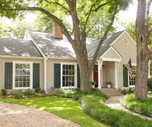 Wonderful Grass Landscaping Ideas For Home Yard42