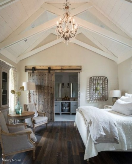 Awesome Bedroom Decor Ideas With Farmhouse Style 35