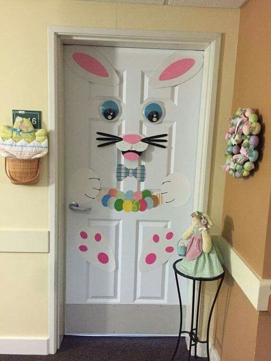 Charming Easter Ideas For Outdoor Decorations 18