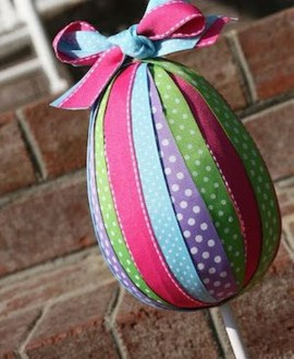 Charming Easter Ideas For Outdoor Decorations 25