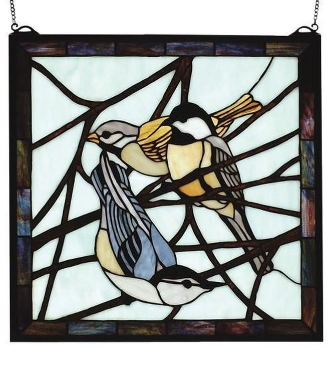 Comfy Stained Glass Window Design Ideas For Home 35