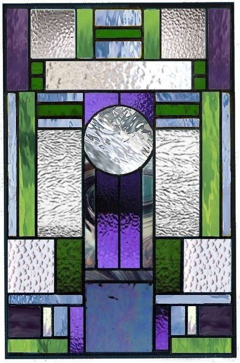 Comfy Stained Glass Window Design Ideas For Home 43