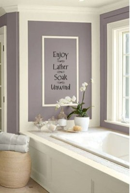 Cozy Spa Bathroom Decorating Ideas 19