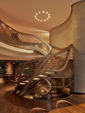Interesting Staircase Designs Ideas 09