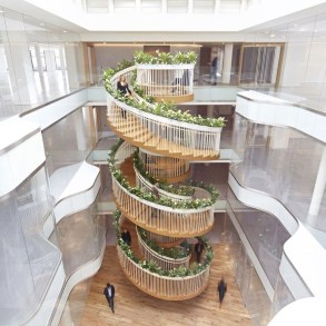 Interesting Staircase Designs Ideas 31