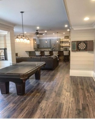 Wonderful Basement Remodel Ideas Into An Attractive Living Room 06