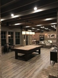 Wonderful Basement Remodel Ideas Into An Attractive Living Room 26