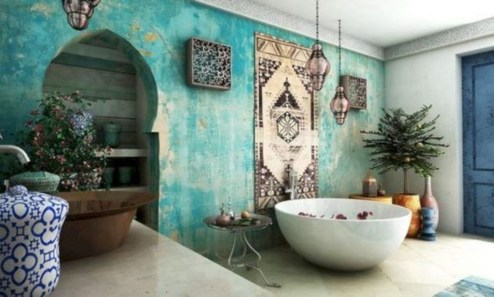 Awesome Texture And Pattern Ideas For Interior Design 43