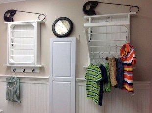 Elegant Diy Drying Rack Design Ideas That You Can Copy Right Now 02