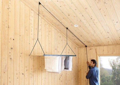 Elegant Diy Drying Rack Design Ideas That You Can Copy Right Now 17