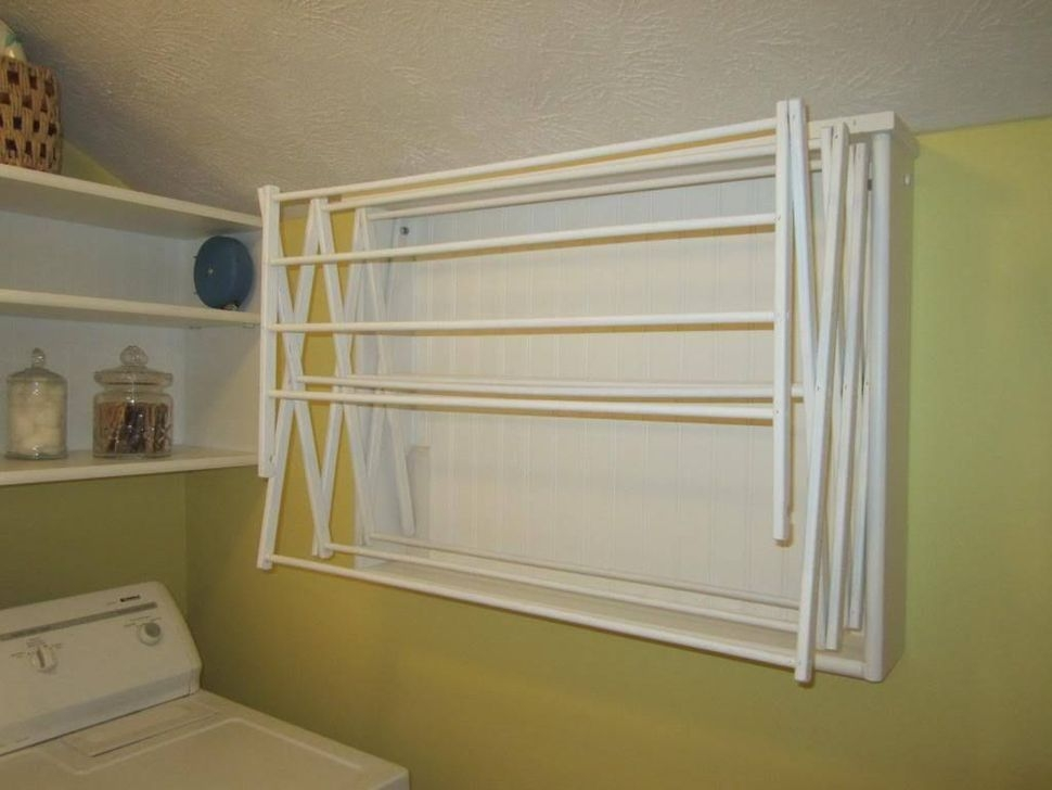Elegant Diy Drying Rack Design Ideas That You Can Copy Right Now 34