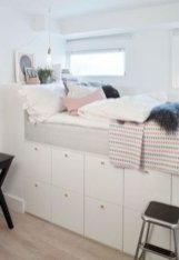 Enchanting Bedroom Storage Ideas 40