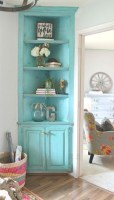 Enchanting Turquoise Living Room Ideas 07