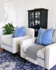 Enchanting Turquoise Living Room Ideas 36