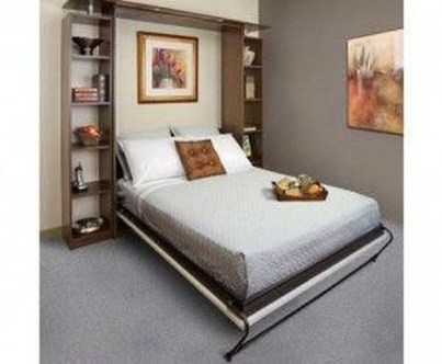 Fantastic Diy Murphy Bed Ideas For Small Space 08