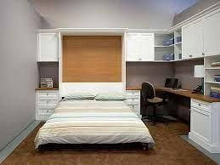 Fantastic Diy Murphy Bed Ideas For Small Space 09