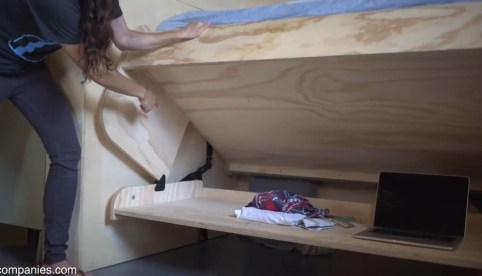 Fantastic Diy Murphy Bed Ideas For Small Space 13