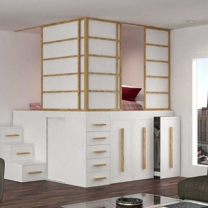 Fantastic Diy Murphy Bed Ideas For Small Space 29