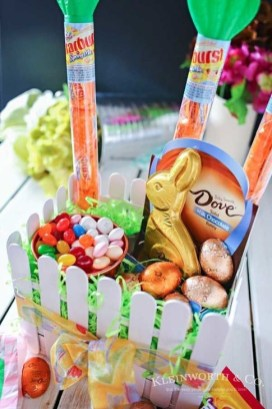 Gorgeous Easter Basket Ideas For Kids 14