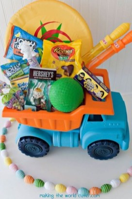 Gorgeous Easter Basket Ideas For Kids 15