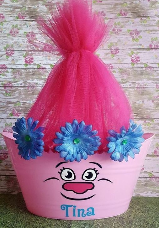 Gorgeous Easter Basket Ideas For Kids 19