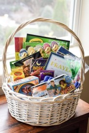 Gorgeous Easter Basket Ideas For Kids 27