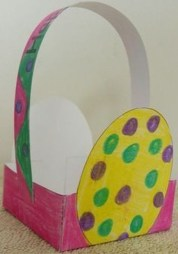 Gorgeous Easter Basket Ideas For Kids 36