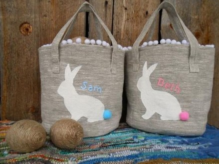 Gorgeous Easter Basket Ideas For Kids 41