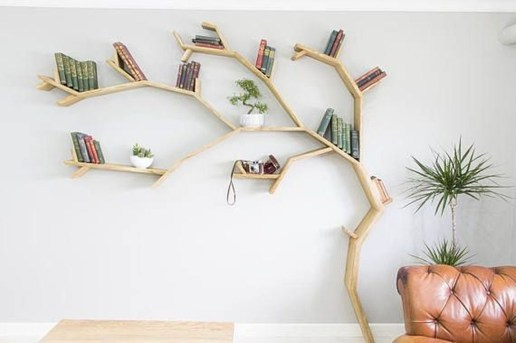 Inexpensive Bookshelf Design Ideas That Are Popular Today 13