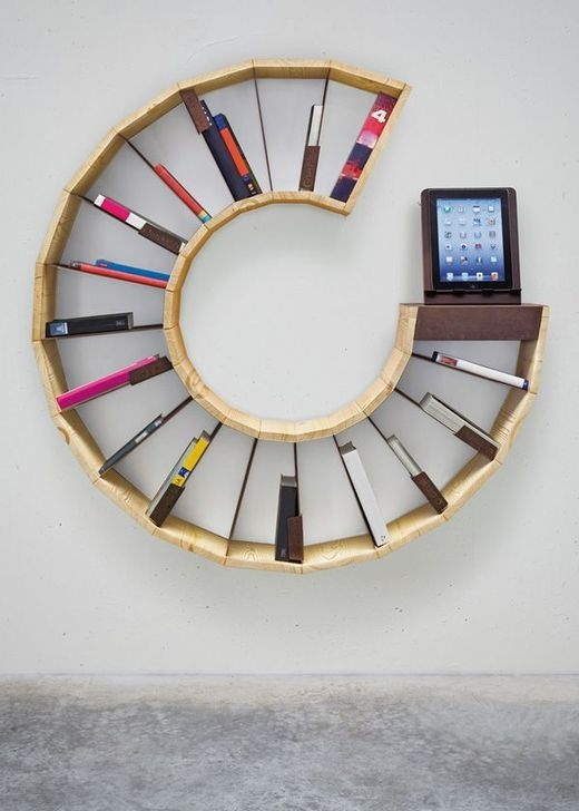 Inexpensive Bookshelf Design Ideas That Are Popular Today 14
