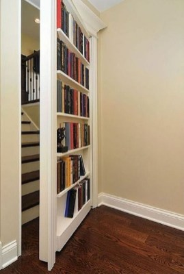 Inexpensive Bookshelf Design Ideas That Are Popular Today 30
