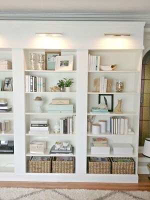 Inexpensive Bookshelf Design Ideas That Are Popular Today 31
