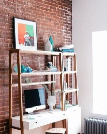 Minimalist Small Space Ideas For Bedroom And Home Office 12